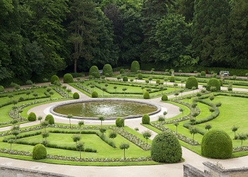 Royalty free images of landscape architecture
