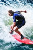 munich surfer