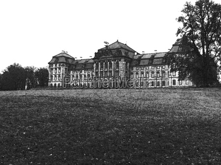 castle in pommersfelden