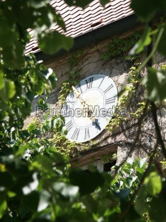 clock pointer dial hermitage building buildings