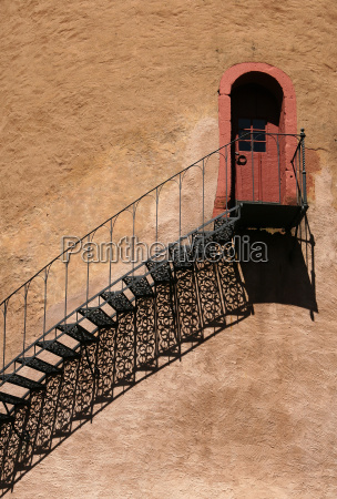 stairs tower railing rise climb climbing