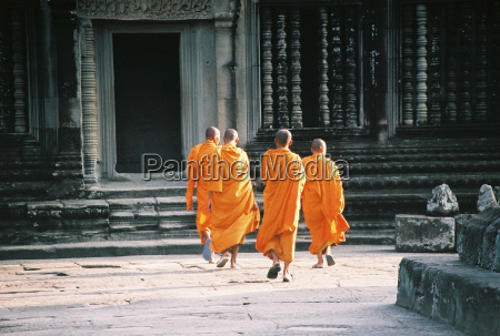 even monks are a follow up