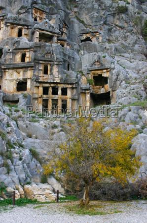 rock, tombs - 132485
