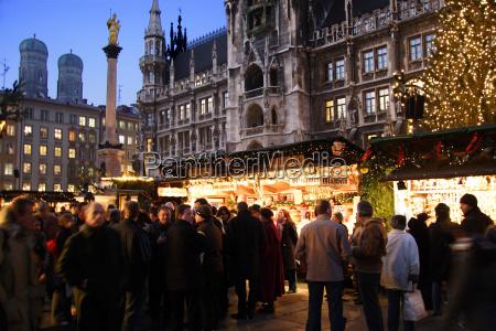 christmas, market - 138786
