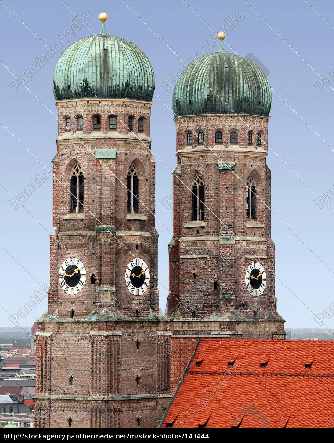 frauenkirche, munich - 143444