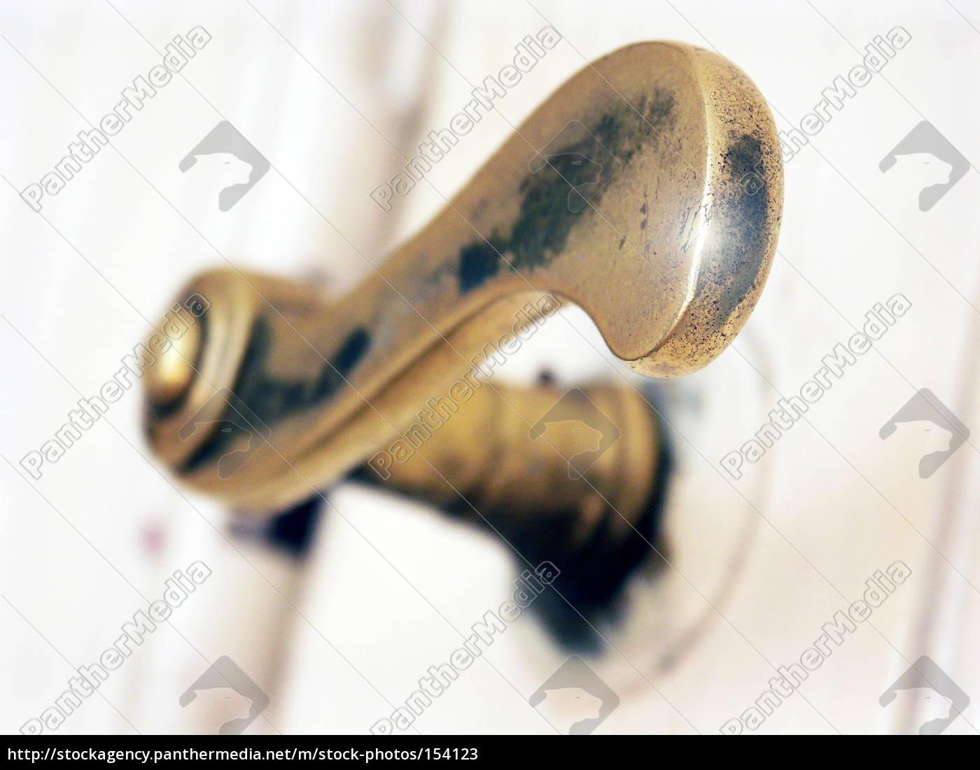 door, handle - 154123