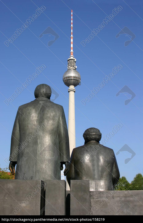 berlin, tv, tower, 5 - 158219