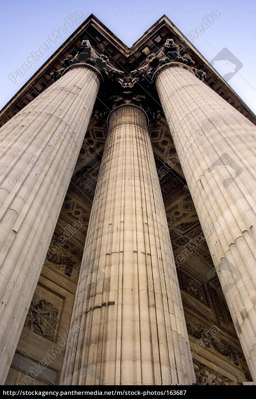 paris, -, pantheon, i - 163687