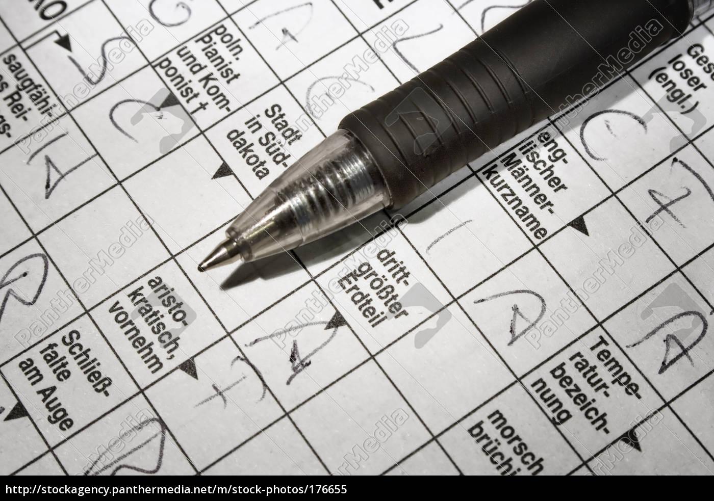 crossword, i-b - 176655
