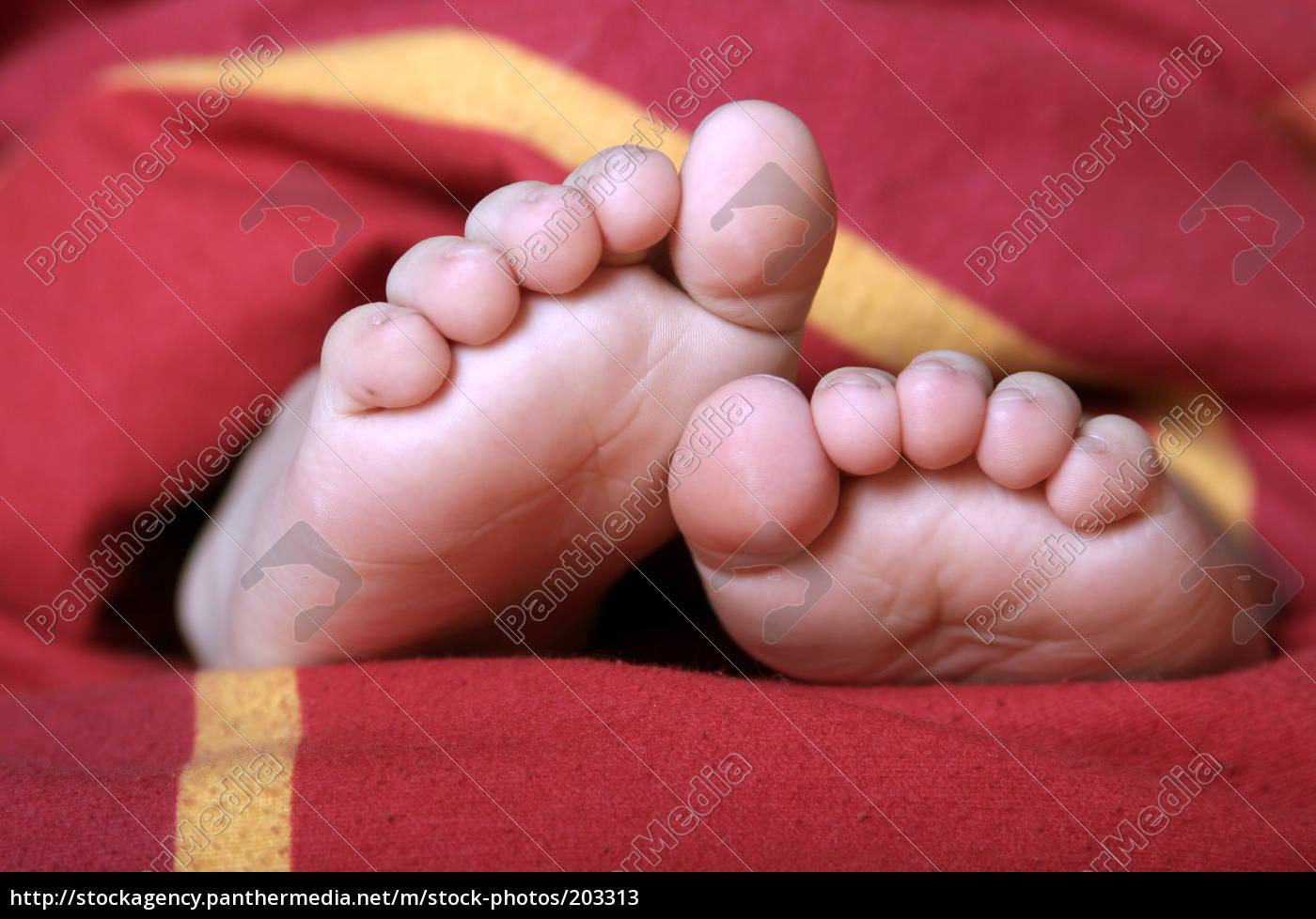 children's, feet - 203313