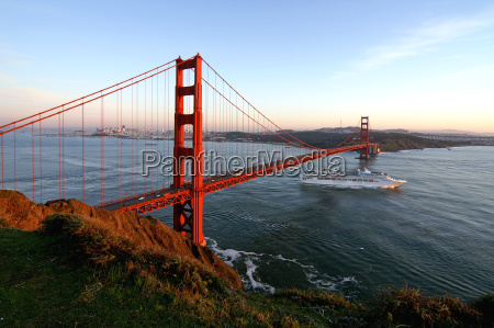 evening, at, the, golden, gate, ii - 208645