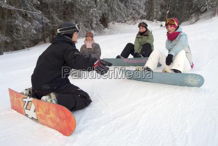 snowboard, pleasure - 211206