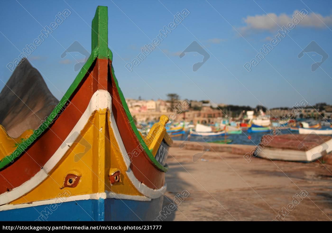 marsaxlokk, harbor - 231777