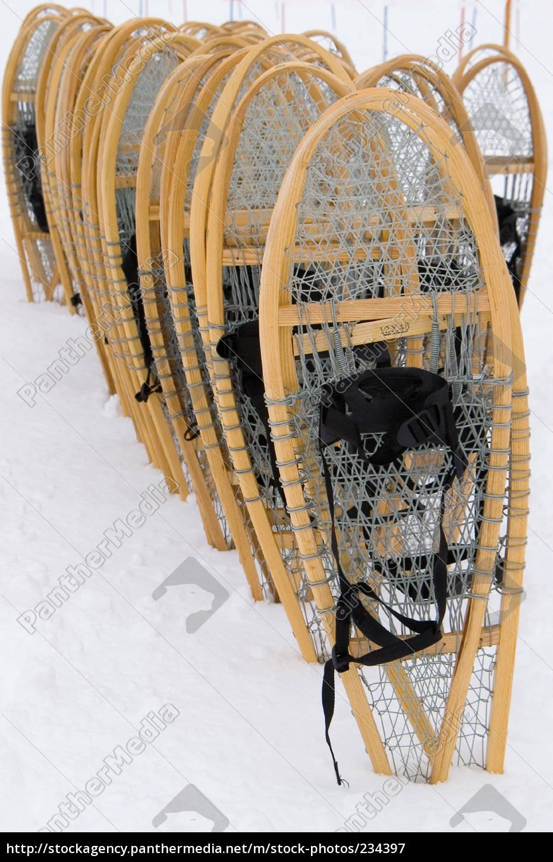 snowshoes - 234397