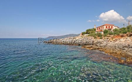 kaliamilli beach greece