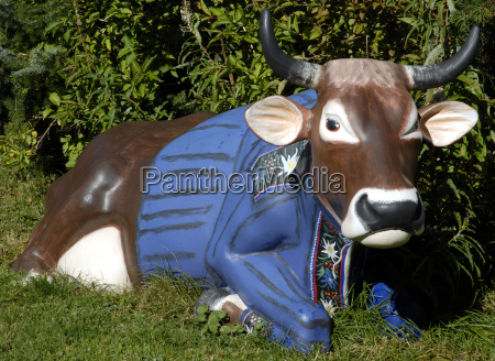 exposicion vaca zurich exito kuhausstellung plastikkuh