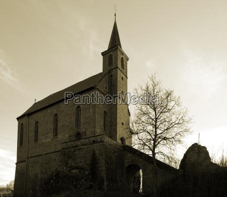 church francs guegel guegelkirche oberfranken schesslitz