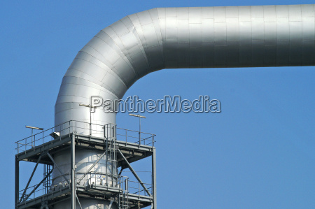 thick pipe