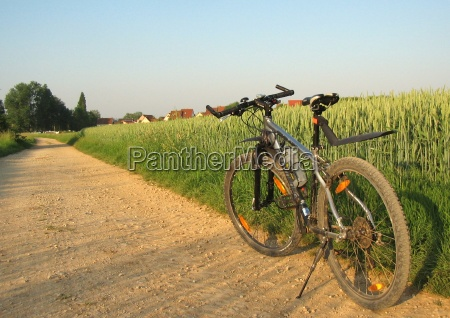 bicycle tour in franconia