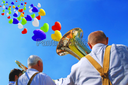 bavarian brass band sky 4