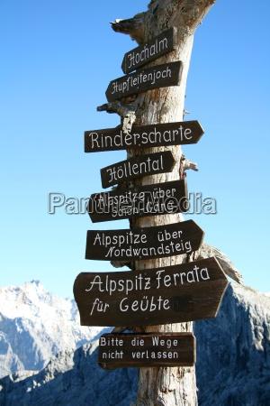 mountain hiking guide