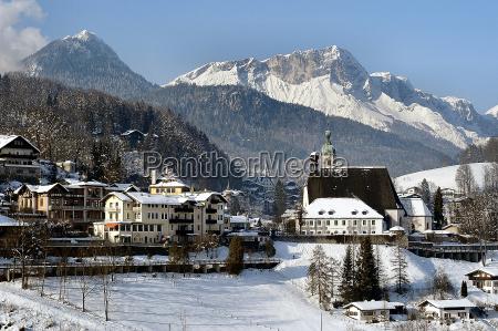winter europe bavaria germany german federal