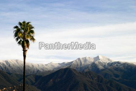 southern california snow