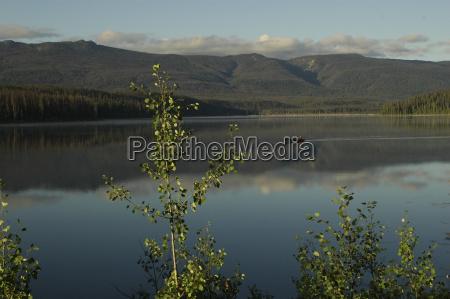 tetachuk lake afternoon