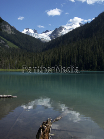 canada british columbia joffrelake matier gletscher