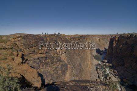 canyon crags orangeriver