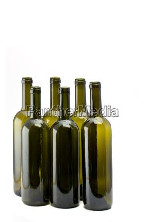 weisser hintergrund recyle wertstoff