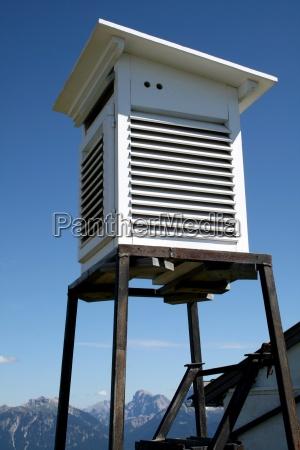 station environment enviroment measurement climate firmament