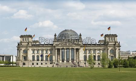 reichstagseat of the bundestag berlin 3