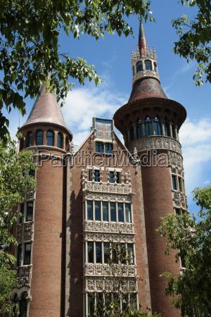 casa construcao espanha barcelona gotico casa