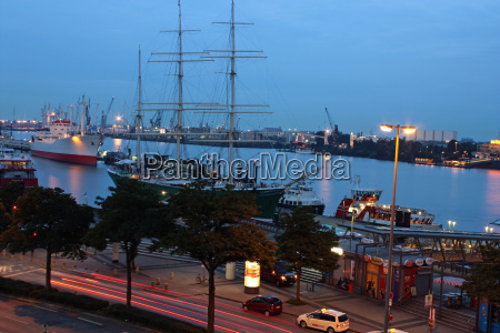 harbor, harbours, elbe, sailing boat, sailboat, rowing boat - 2104399