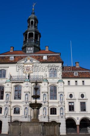lueneburg rathaus