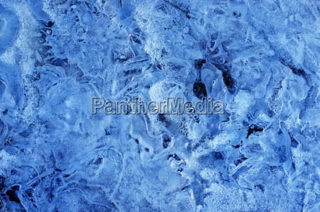 blue, winter, cold, ice, frost, snow - 2286479