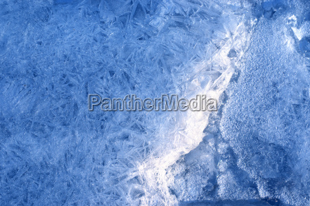 blue, winter, cold, ice, frost, snow - 2286483