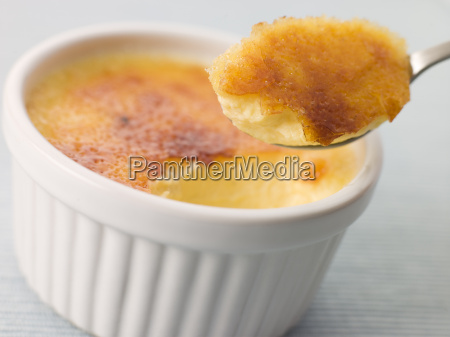 spoonful of cr me brulee