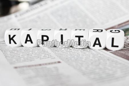 capital