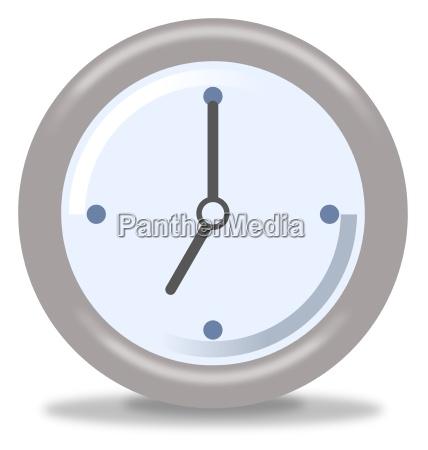 clock seven