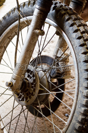 motorbike spokes