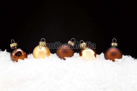 snowflakes decoration christmas ball ball snow