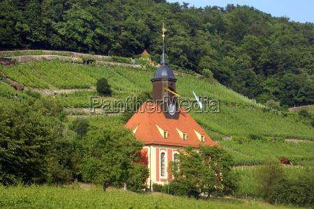 religion church baroque vineyard saxony dresden