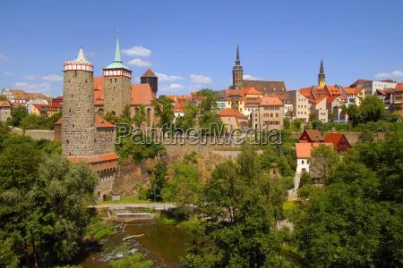 old town bautzen
