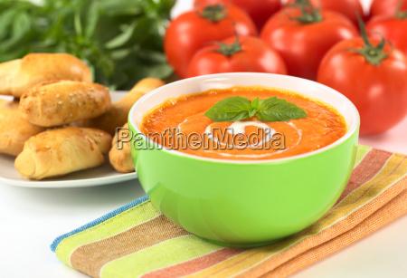 cream of tomato