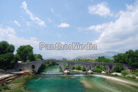 osmanische bogenbruecke