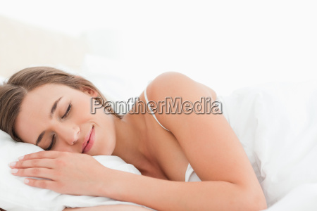 mujer hermoso bueno ocio liberado relajacion