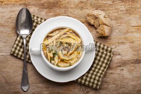 bavarian, pancake, soup - 8746074