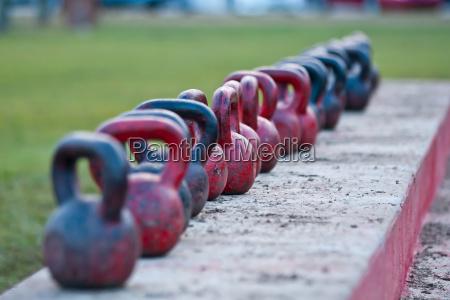 kettlebell for weight training